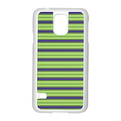 Color Line 2 Samsung Galaxy S5 Case (white)