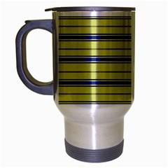 Color Line 3 Travel Mug (silver Gray)