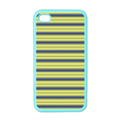 Color Line 3 Apple Iphone 4 Case (color)