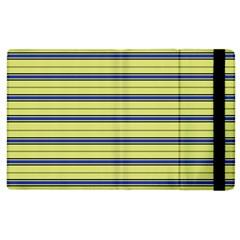 Color Line 3 Apple Ipad 2 Flip Case