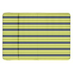 Color Line 3 Samsung Galaxy Tab 8 9  P7300 Flip Case