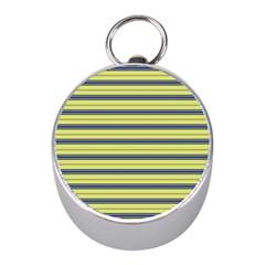 Color Line 3 Mini Silver Compasses