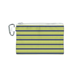 Color Line 3 Canvas Cosmetic Bag (s)