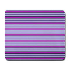 Color Line 4 Large Mousepads