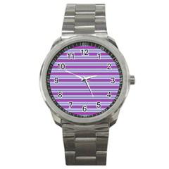 Color Line 4 Sport Metal Watch