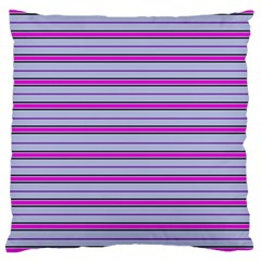 Color Line 4 Large Cushion Case (two Sides)