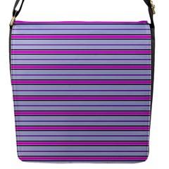 Color Line 4 Flap Messenger Bag (s)
