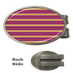 Color Line 5 Money Clips (oval)