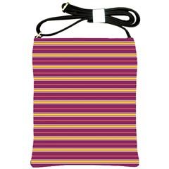 Color Line 5 Shoulder Sling Bags