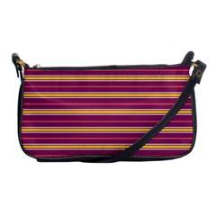 Color Line 5 Shoulder Clutch Bags