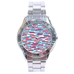 Fast Capsules 1 Stainless Steel Analogue Watch