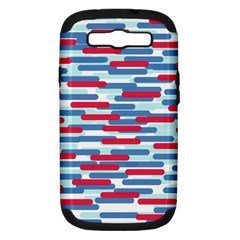 Fast Capsules 1 Samsung Galaxy S Iii Hardshell Case (pc+silicone)