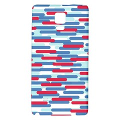 Fast Capsules 1 Galaxy Note 4 Back Case