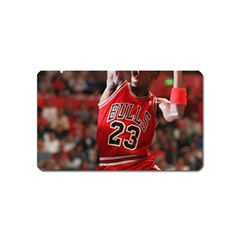 Michael Jordan Magnet (name Card)