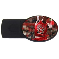 Michael Jordan Usb Flash Drive Oval (4 Gb)