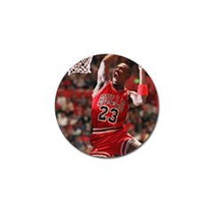 Michael Jordan Golf Ball Marker (10 Pack)
