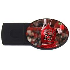 Michael Jordan Usb Flash Drive Oval (2 Gb)