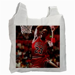 Michael Jordan Recycle Bag (two Side)