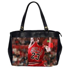 Michael Jordan Office Handbags (2 Sides)