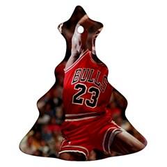 Michael Jordan Ornament (christmas Tree)