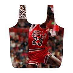 Michael Jordan Full Print Recycle Bags (l)
