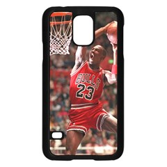 Michael Jordan Samsung Galaxy S5 Case (black)