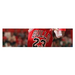 Michael Jordan Satin Scarf (oblong)