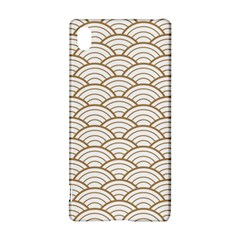 Gold,white,art Deco,vintage,shell Pattern,asian Pattern,elegant,chic,beautiful Sony Xperia Z3+