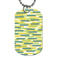 Fast Capsules 2 Dog Tag (two Sides)