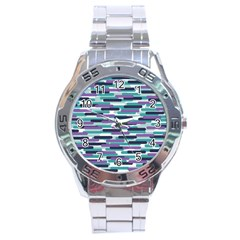 Fast Capsules 3 Stainless Steel Analogue Watch
