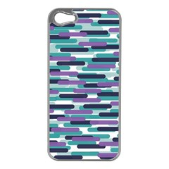 Fast Capsules 3 Apple Iphone 5 Case (silver)
