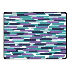 Fast Capsules 3 Double Sided Fleece Blanket (small)