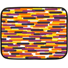Fast Capsules 4 Double Sided Fleece Blanket (mini)