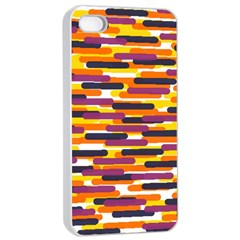 Fast Capsules 4 Apple Iphone 4/4s Seamless Case (white)