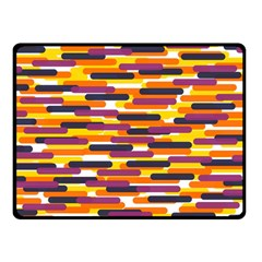 Fast Capsules 4 Double Sided Fleece Blanket (small)