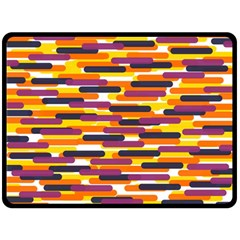 Fast Capsules 4 Double Sided Fleece Blanket (large)