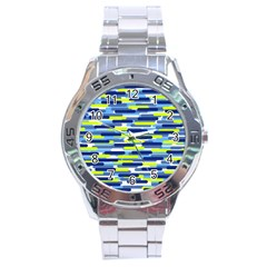 Fast Capsules 5 Stainless Steel Analogue Watch