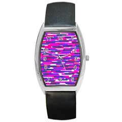Fast Capsules 6 Barrel Style Metal Watch