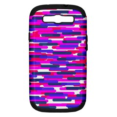 Fast Capsules 6 Samsung Galaxy S Iii Hardshell Case (pc+silicone)