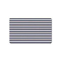 Royal Gold Classic Stripes Magnet (name Card)