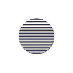 Royal Gold Classic Stripes Golf Ball Marker (4 Pack)