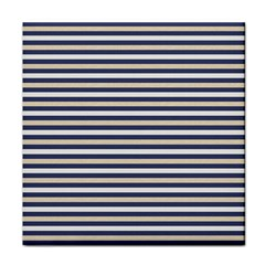 Royal Gold Classic Stripes Face Towel