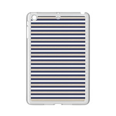 Royal Gold Classic Stripes Ipad Mini 2 Enamel Coated Cases