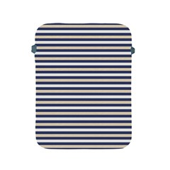 Royal Gold Classic Stripes Apple Ipad 2/3/4 Protective Soft Cases