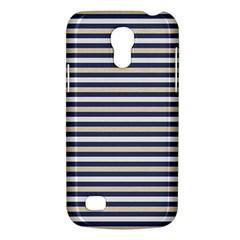 Royal Gold Classic Stripes Galaxy S4 Mini