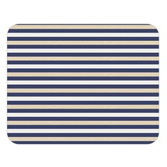 Royal Gold Classic Stripes Double Sided Flano Blanket (large)