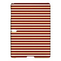 Gold And Wine Samsung Galaxy Tab S (10 5 ) Hardshell Case