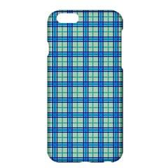 Sea Tartan Apple Iphone 6 Plus/6s Plus Hardshell Case