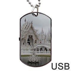 20180111 124849 Dog Tag Usb Flash (one Side)