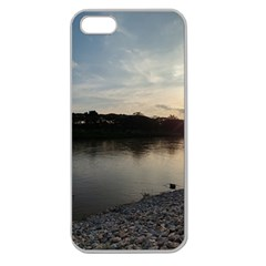 20180115 171420 Hdr Apple Seamless Iphone 5 Case (clear)